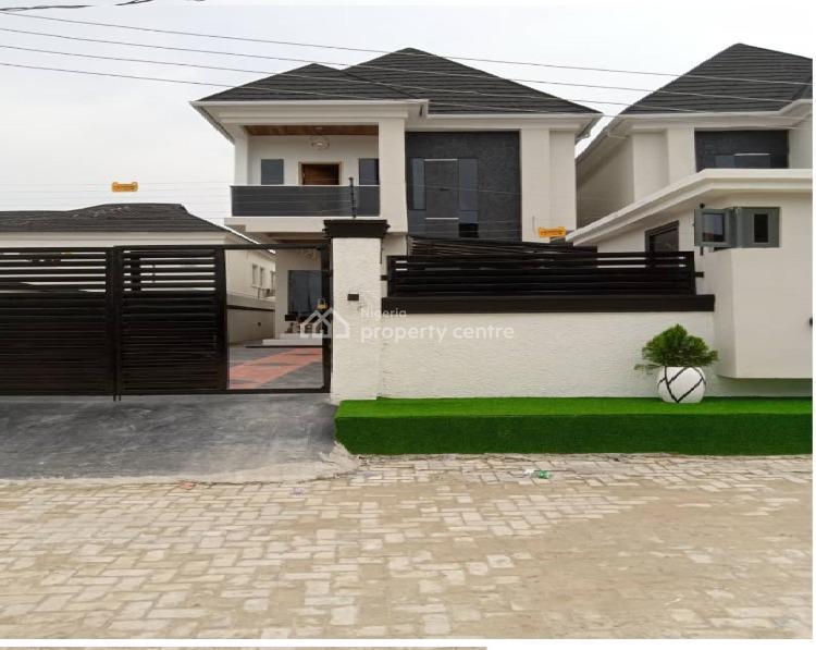 5 Bedrooms Fully Detached Duplex, Thomas Estate, Divine Homes, Ajah, Lagos, Detached Duplex for Sale