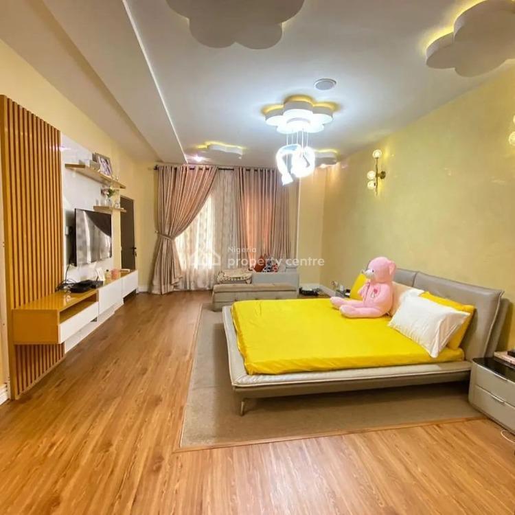 Newly Built 4 Bedroom Semi Detached Duplex in Good Location, Ikate, Lekki, Lagos, Semi-detached Duplex for Sale