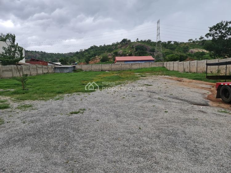 Hard to Find Kind of Commercial Property, Along Kubwa Expressway, Beside Gilmore Company, Dawaki, Gwarinpa, Abuja, Commercial Land for Sale