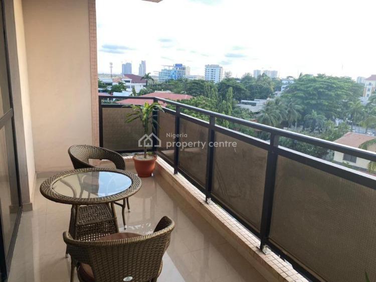 Luxury 3 Bedrooms Apartment, Off Akin Adeshola Street, Victoria Island (vi), Lagos, Flat / Apartment Short Let