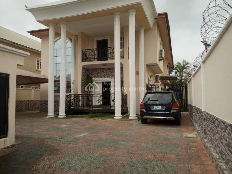 Tastefully Built 6 Bedroom Fully Detached Duplex with 2 Rooms Bq, Vgc, Lekki, Lagos, Detached Duplex for Sale