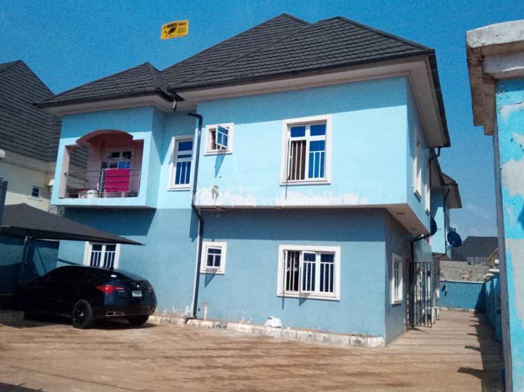 Standard 4 Bedroom Duplex, New General Hospital Axis, Asaba, Delta, Detached Duplex for Sale