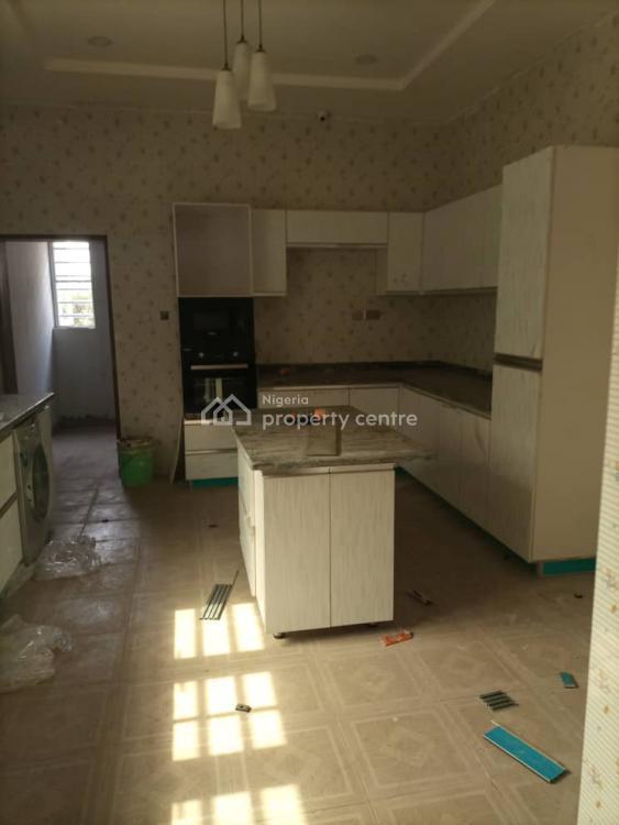 Exotic 4 Bedrooms Duplex in an Estate, Alausa Ik, Alausa, Ikeja, Lagos, Semi-detached Duplex for Rent