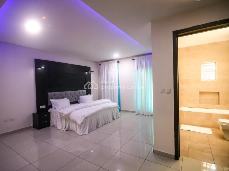 Brand New Luxurious 4 Bedroom Duplex with Pool & Snooker Board, Oniru, Victoria Island (vi), Lagos, Terraced Duplex Short Let