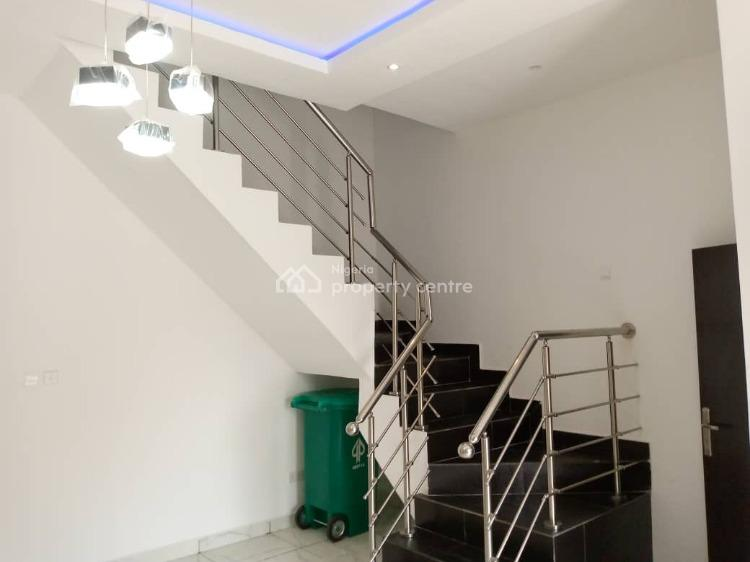 a Newly Built 4 Terraced Duplex,with a Good Tittle Documents., Off Freedom Way., Lekki Phase 1, Lekki, Lagos, Terraced Duplex for Rent