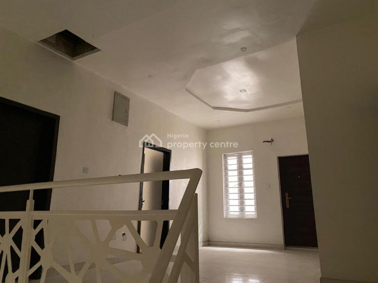 Well Finished 3 Bedroom Duplex (alone in The Compound), Abraham Adesanya Roundabout, Lekki Phase 2, Lekki, Lagos, Detached Duplex for Sale
