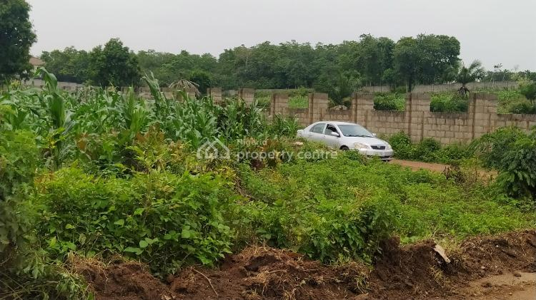 Buildable and Liveable Commercial Fcda Plot of Land with C of O, Opp Citec Estate, Dakibiyu, Abuja, Commercial Land for Sale