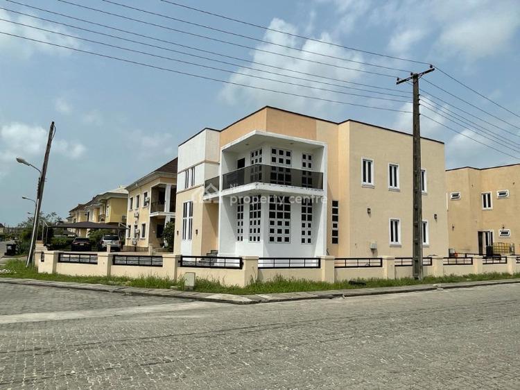 5 Bedroom Detached House, Northern Foreshore Estate, Lekki, Lagos, Detached Duplex for Sale