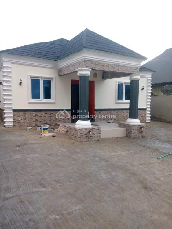 3 Bedroom Bungalow with Cofo, at Hope Road, Alakia Airport, Old Ife Road, Ibadan, Oyo, House for Sale