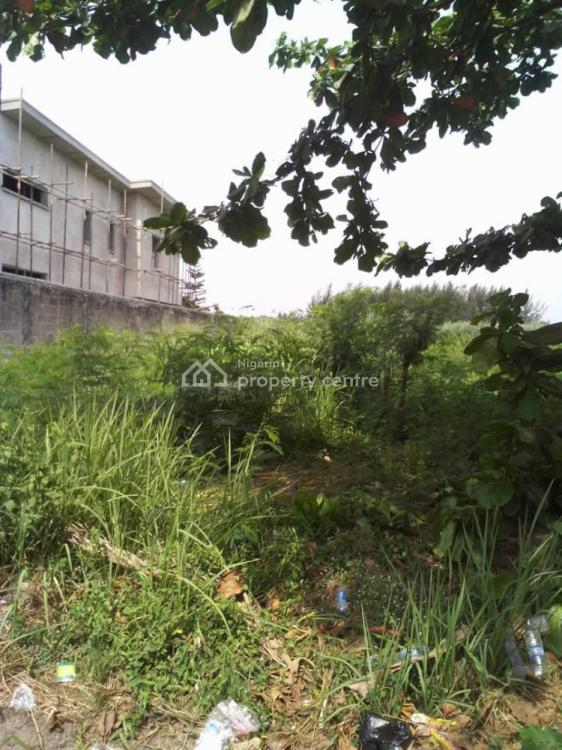 Land with C of O, Jubril Aminu Street, Parkview, Ikoyi, Lagos, Residential Land for Sale