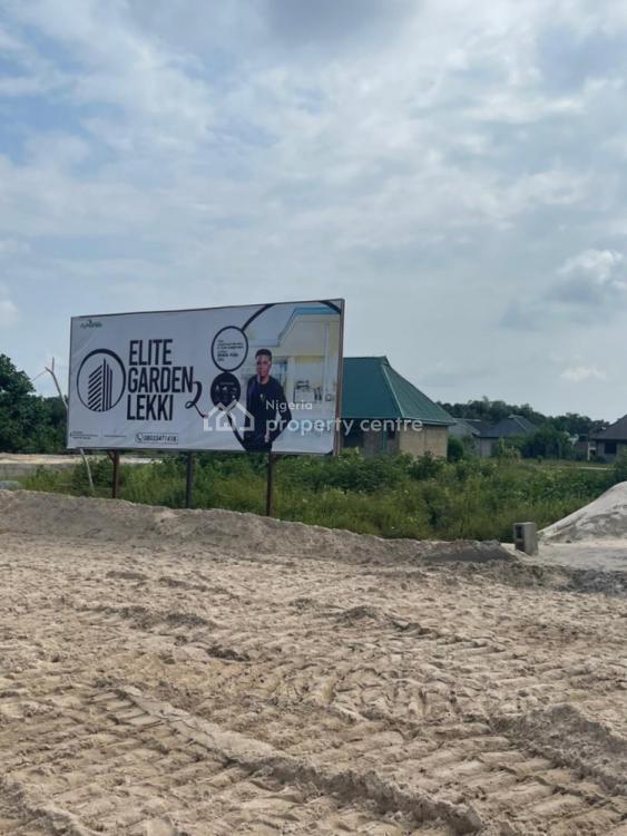 Land, Elite Gardens Phase 2, Beside Gra, Abijo, Lekki, Lagos, Residential Land for Sale