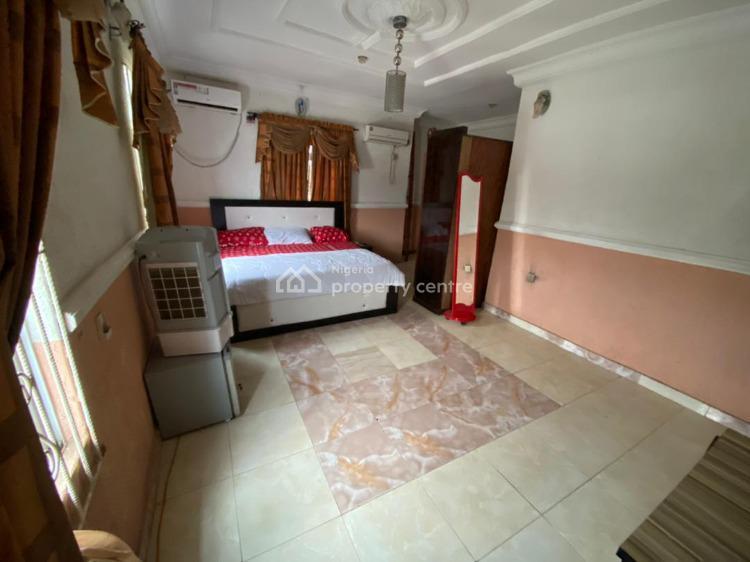 Distress 6 Bedroom Detached Duplex with H 2 Master Bedroom 3 Sitting, Festac Area Opposite Ojo Barrack.., Festac, Amuwo Odofin, Lagos, Detached Duplex for Sale