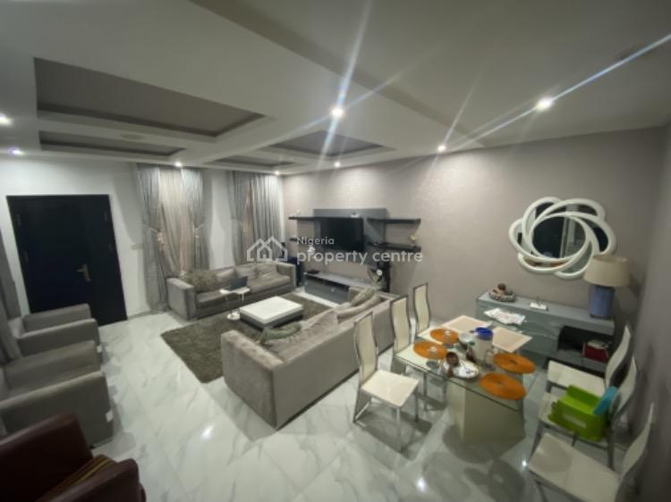 4 Bedroom Semi Detached on 2 Floors, Osapa, Lekki, Lagos, Semi-detached Duplex for Rent