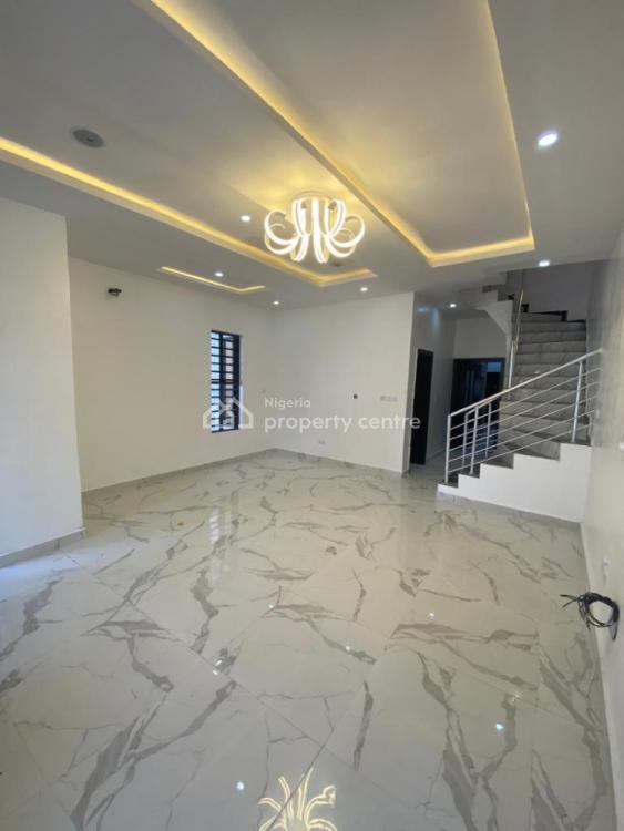 Brand New 4 Bedroom Fully Detached Duplex with Bq Available, Ikota Villa Estate Gra, Lekki, Lagos, Detached Duplex for Rent