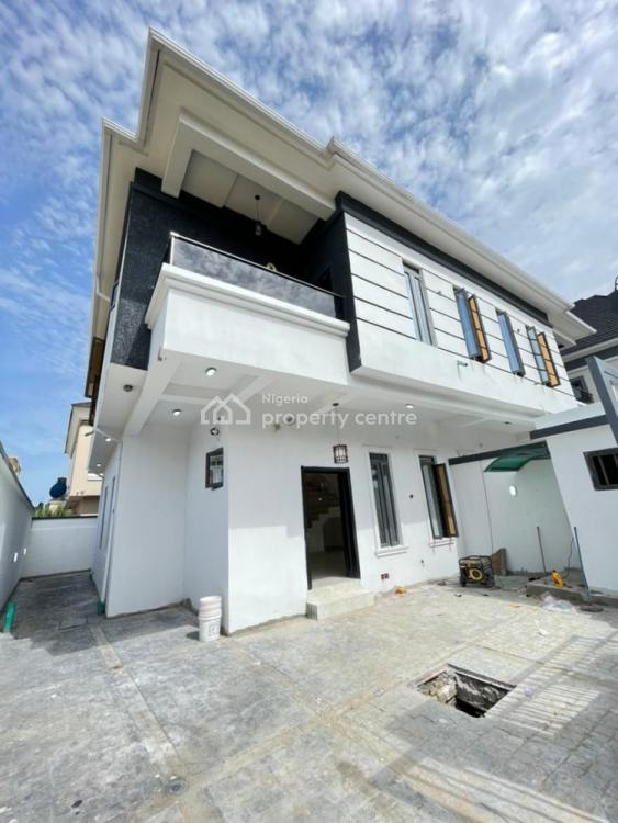 Tastefully Finished / Fitted 4 Bedroom Semi Detached Duplex, Ajah, Lagos, Semi-detached Duplex for Sale