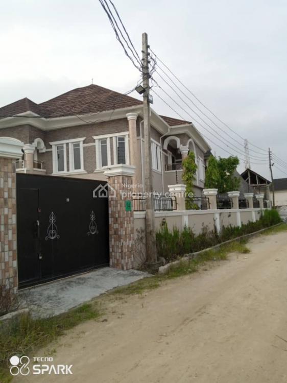Luxury 4 Bedroom Duplex in a Serene Environment, Opp Crown Estate, Sangotedo, Ajah, Lagos, Flat / Apartment for Sale