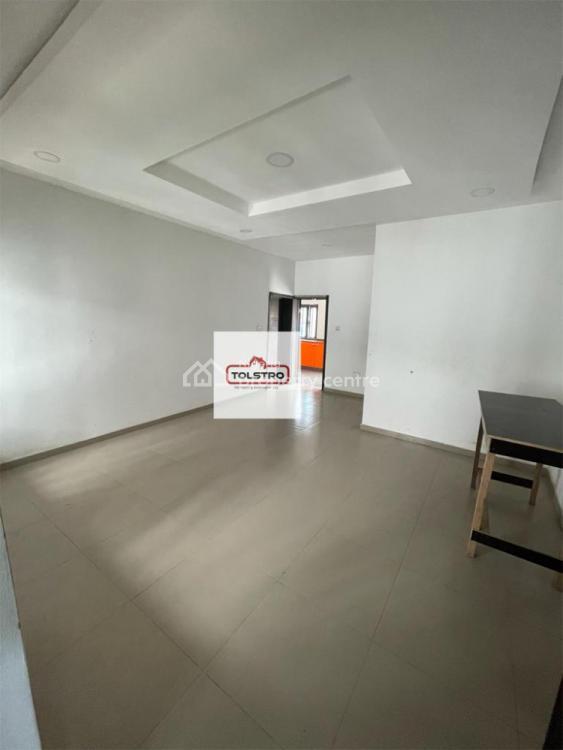 Lovely 3 Bedroom Ensuite Serviced Apartment with Bq, Elf/ Marwa, Lekki Phase 1, Lekki, Lagos, Flat / Apartment for Rent