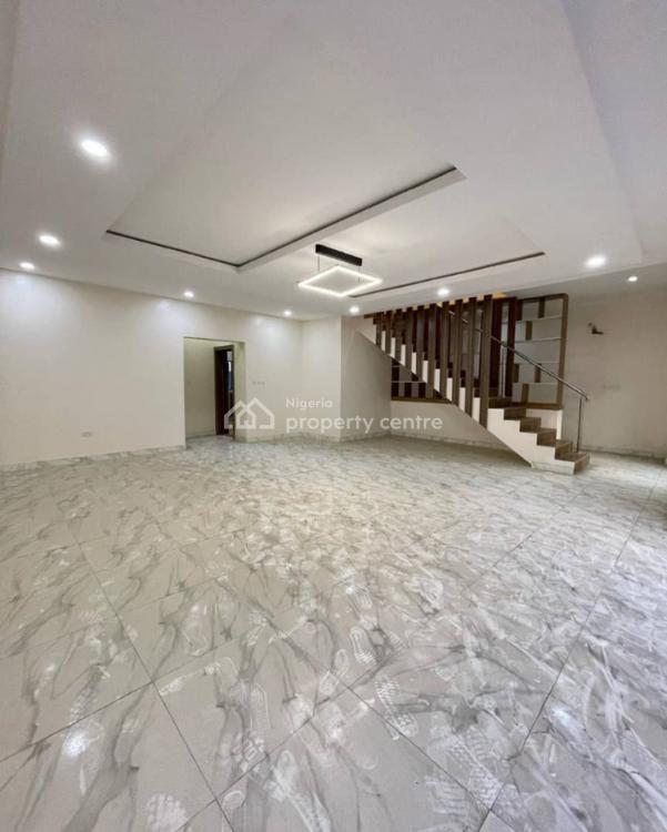 a Newly Built 4 Bedroom Terrace Duplex with a Room Bq, Lekki Phase 1, Lekki, Lagos, Terraced Duplex for Sale