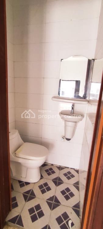Newly Built 4 Bedroom Semi-detached Duplex with Bq, Orchid Hotel Rd, Chevron Tollgate, Lafiaji, Lekki, Lagos, Semi-detached Duplex for Sale