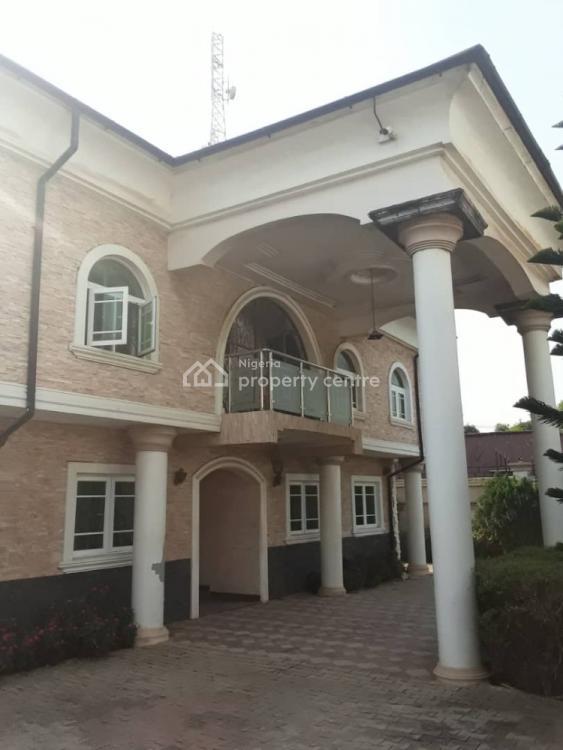 Fairly New Duplex with Flats Behind, Inside Estate, Coker Estate, Shasha, Alimosho, Lagos, Detached Duplex for Sale