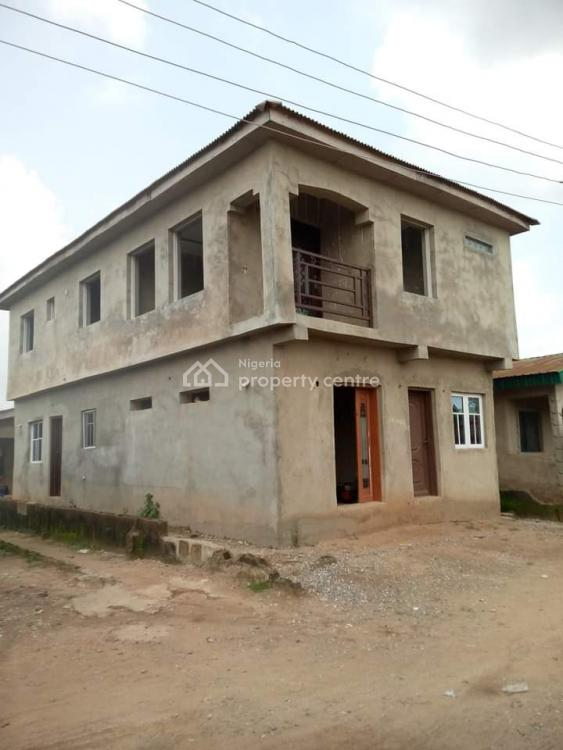 4 Numbers of Mini Flat, and a Shop, Ibafo, Ogun, House for Sale