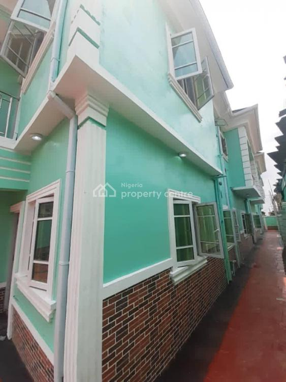 2 Nos of 2 Bedroom Flats and 4 Units of Mini Flats, Green Land, Egbeda, Alimosho, Lagos, Block of Flats for Sale