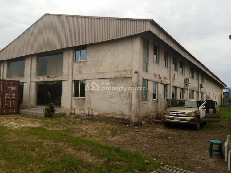 Warehouse with 2 Access Roads and Entrance Gates with Security House, Bankole Town, Ibeju Lekki, Lagos, Warehouse for Sale