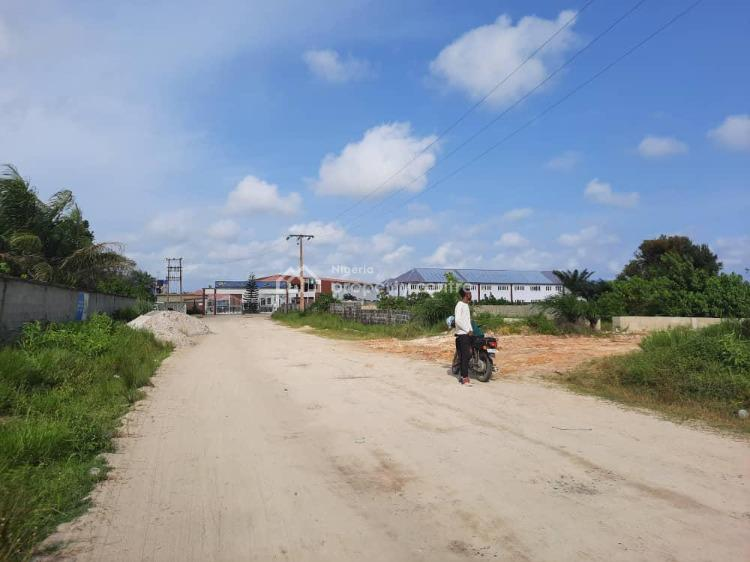 Distress Full Plots of Land with Global C of O, Gra, Abijo, Lekki, Lagos, Land for Sale