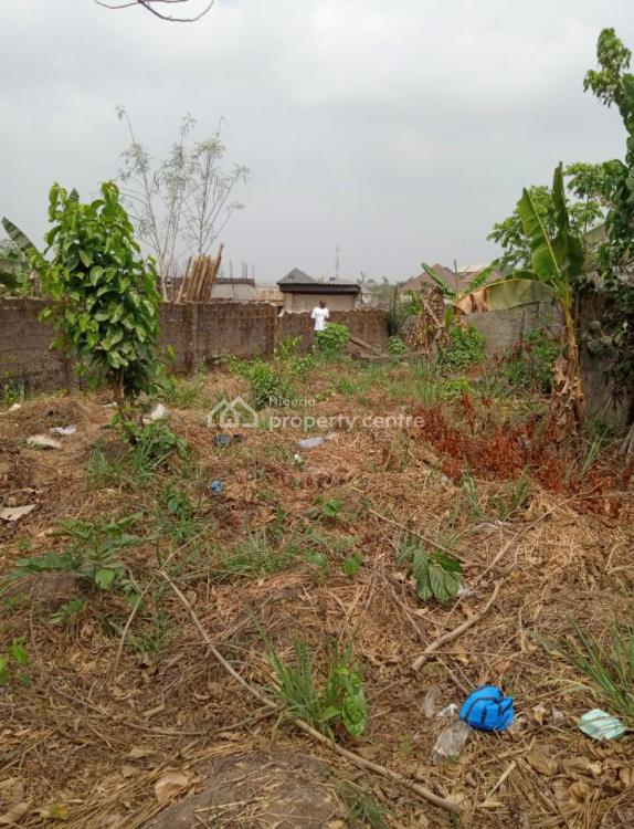 One Plot of Land, Fenced and Gated, Lodu By Trailer Park, Umuahia, Abia, Residential Land for Sale
