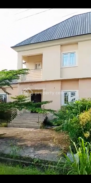 Luxury 6 Bedroom Duplex, Ohobo, Afara, Umuahia, Abia, Semi-detached Duplex for Sale