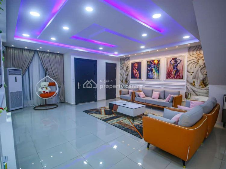 4 Bedroom Luxury Apartment, Oniru, Victoria Island (vi), Lagos, Semi-detached Duplex Short Let