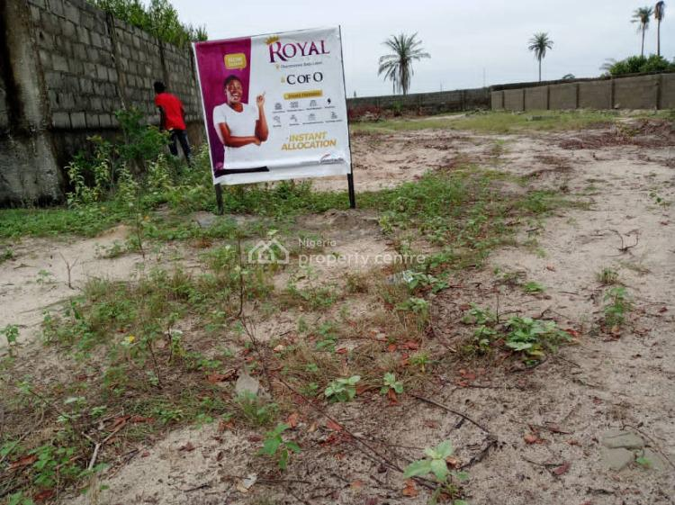 Top Notch and Classy Investment for Smart Investors, Olomowewe Royal Garden, Ibeju Lekki, Lagos, Residential Land for Sale