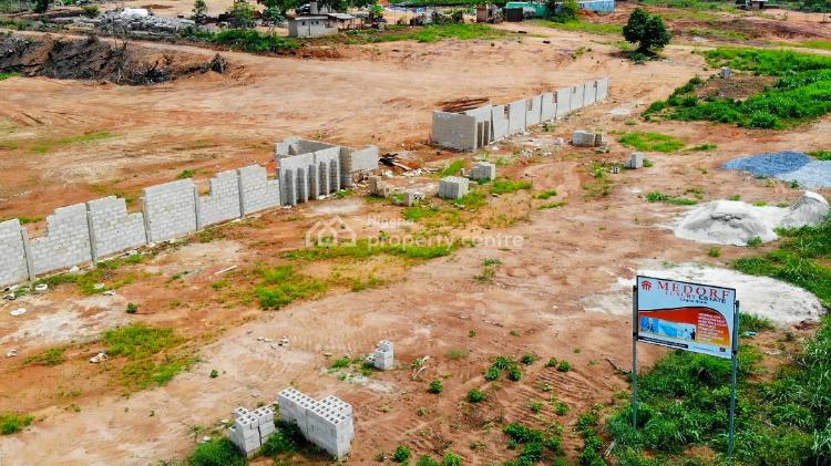 Estate Designed for Class and Smart Investors., Medorf Luxury Estate Along Expressway, Epe, Lagos, Residential Land for Sale