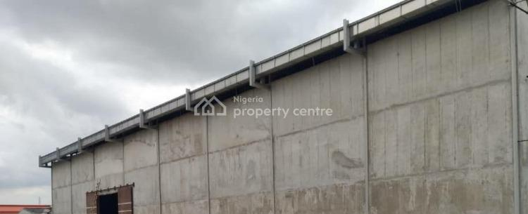 Massive Three Bay Warehouse (new), Ikeja, Lagos, Warehouse for Rent