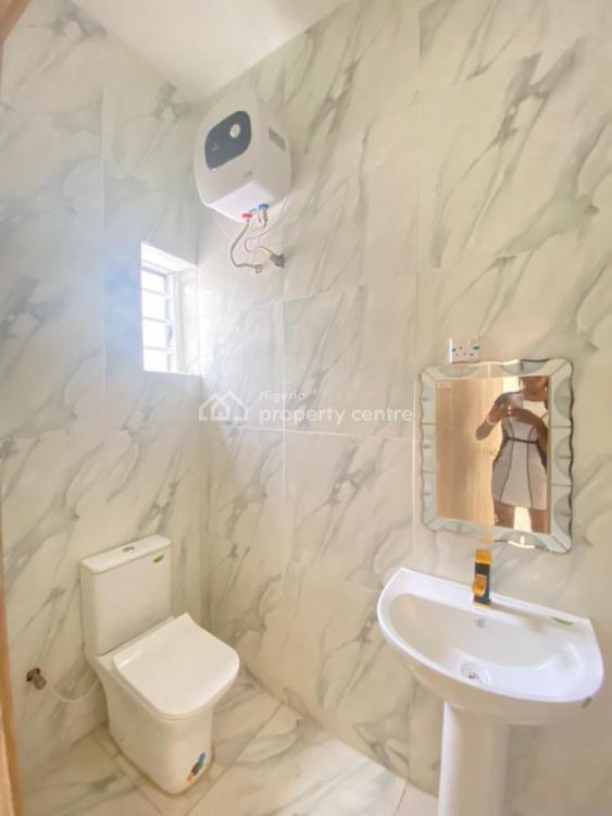 Magnificently Built Bedroom Terrace Duplex with a Bq, Ajah, Lagos, House for Sale