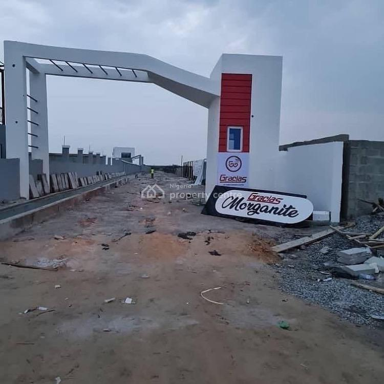 a Well Developed Estate in a Strategic Location with C of O, Directly Facing Lekki-epe Exp., Road, Bus Stop Before Eleko Junction., Ibeju Lekki, Lagos, Residential Land for Sale