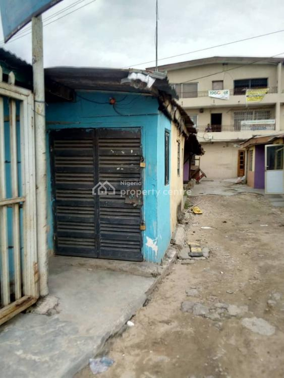Two Storeys Building, Ile Lle Bus Stop Near Addide Store, Ketu, Lagos, Block of Flats for Sale