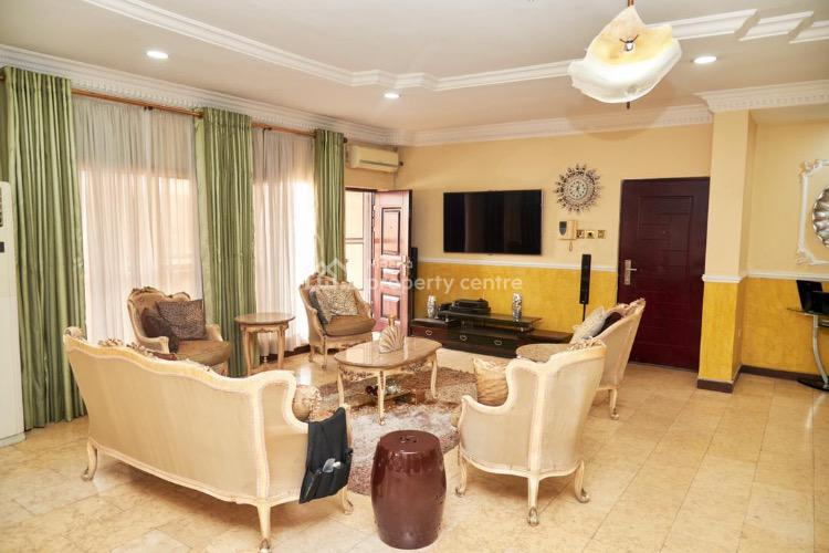 Furnished 4 Bedroom Semidetached Duplex with Pool and 2 Rooms Bq, Victoria Island (vi), Lagos, Semi-detached Duplex for Sale