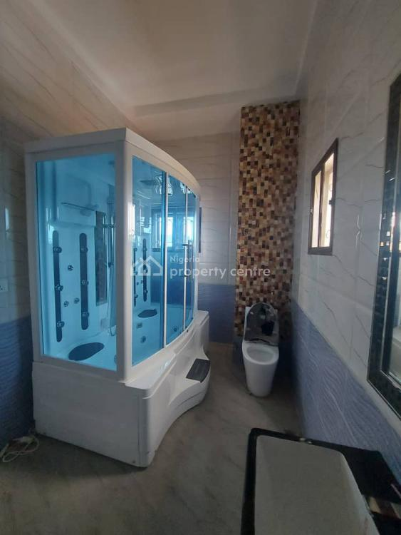 5 Bedrooms Detached Duplex with 2rooms Bq Attached, By Naval, Jahi, Abuja, Detached Duplex for Sale