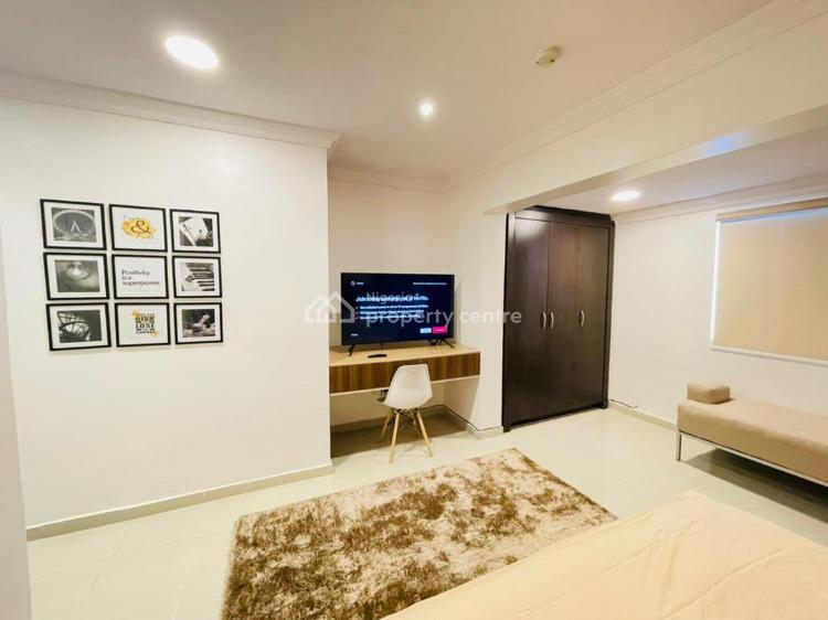 Luxury 1 Bedroom, Oba Elegushi Street, Off Mobolaji Johnson, Ikoyi, Lagos, Mini Flat Short Let
