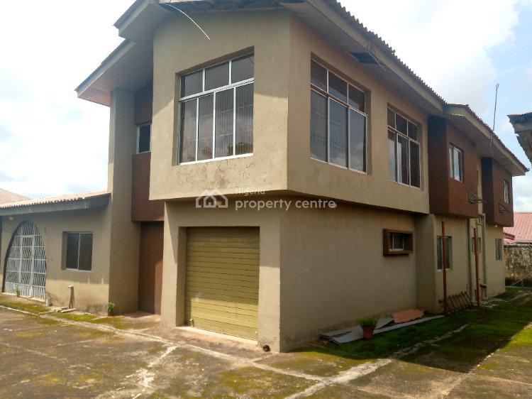 Massive 6 Bedroom Duplex in a Secured Estate, 5 Lane 2, Orange Gate Estate, Oluyole Estate, Oluyole, Oyo, Detached Duplex for Sale