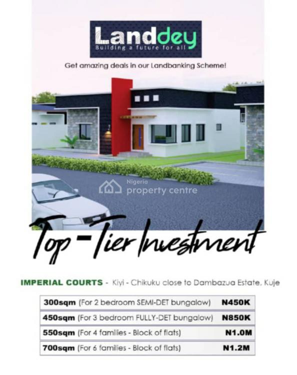 Affordable Estate Investment Plots, Imperial Court Estate, Kuje, Abuja, Residential Land for Sale