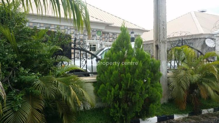 Standard 2 Bedrooms Semi Detached Bungalow, Along Voice of Nigeria Road, Airport Road, Lugbe District, Abuja, Land for Sale