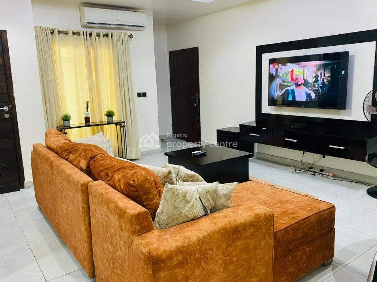 Tastefully Furnished 2 Bedroom Apartment, Freedom Way, Lekki Phase 1, Lekki, Lagos, Flat / Apartment Short Let