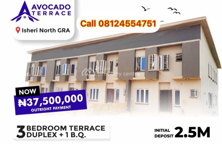 Own a 3 Bedroom Terraced Duplex, Opic Area, Isheri North, Lagos, Terraced Duplex for Sale
