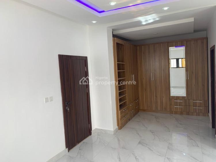 Beautiful Paradise Newly Built All Rooms En-suite 3 Bedrooms with Bq, Diamond Estate, Sangotedo, Ajah, Lagos, Semi-detached Duplex for Sale