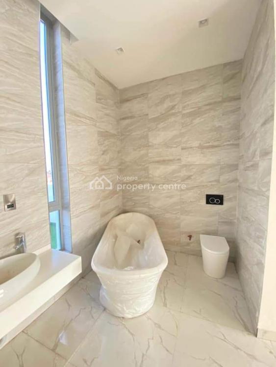 5 Bedrooms Fully Detached Duplex, Osapa, Lekki, Lagos, Detached Duplex for Sale