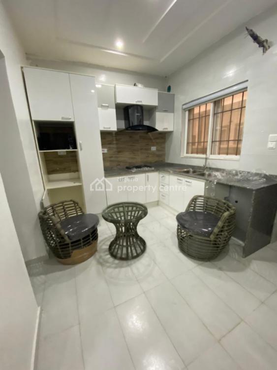 Luxury Stand Alone 3 Bedroom, Victoria Crest 4, Lekki, Lagos, Detached Duplex Short Let