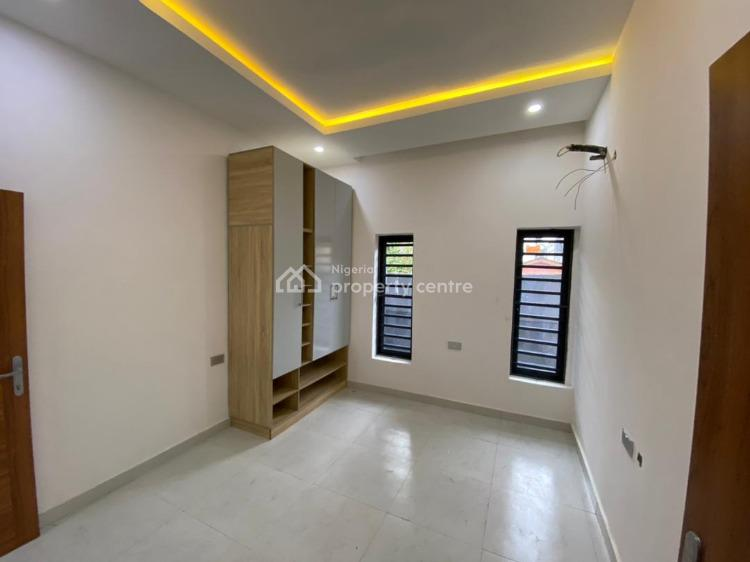 Top Notch Detailed Fully Serviced 4 Bedrooms Terrace Pay & Pack in, Agungi, Lekki, Lagos, Terraced Duplex for Sale