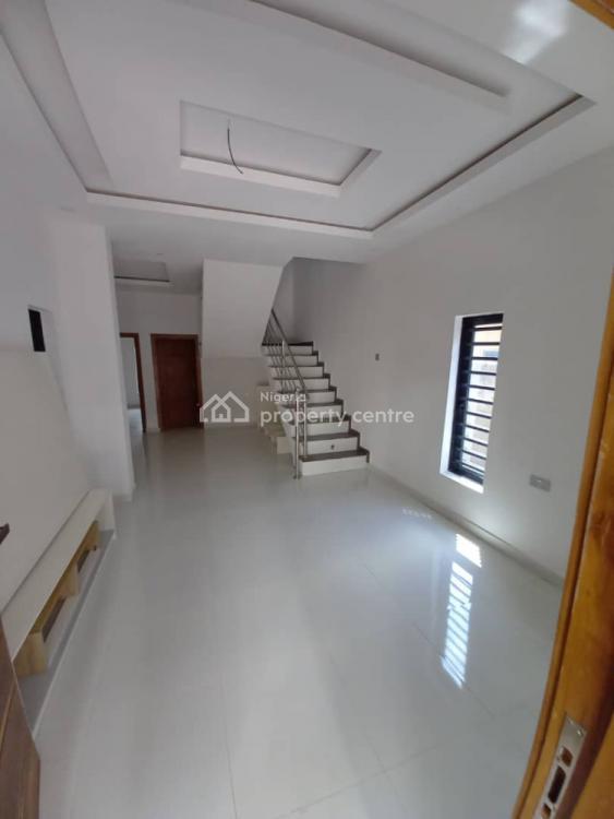 a Newly Built 4 Bedroom Terrace Duplex, Osapa London, Lekki, Lagos, Terraced Duplex for Sale